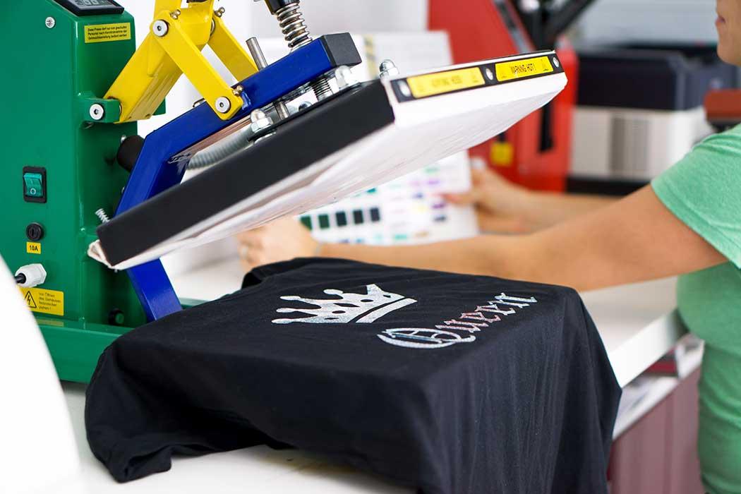 Impression t-shirt/polos